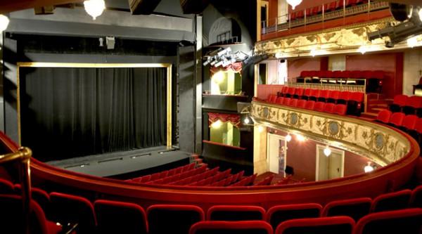 Köpenhamn/Det Ny Teater – Danmarksresebyrån